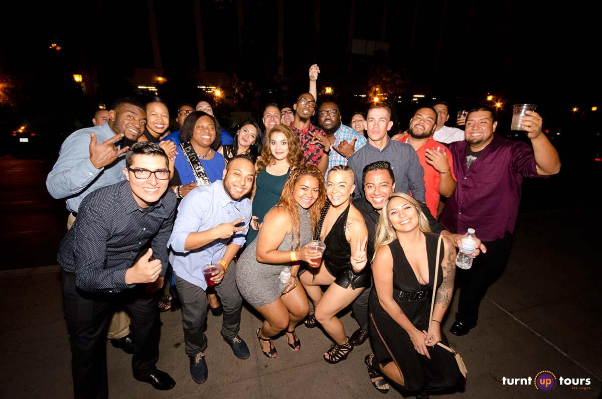 Customized Party Bus Tours in Las Vegas