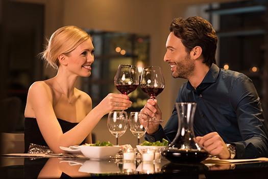 Romantic Restaurants in Las Vegas, NV
