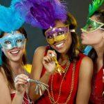 Mardi Gras Fun in Las Vegas, NV