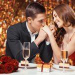 Celebrating Valentine's Day in Las Vegas, NV