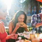 Places to Eat in Las Vegas Before Going Out to the Clubs in Las Vegas, NV