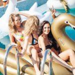 Good Hotel Pool Behavior in Las Vegas, CA