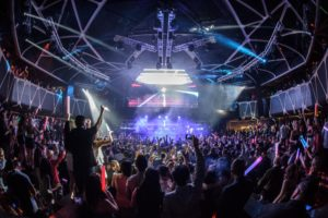 Las Vegas-Nightclub-Party-Hakkasan-Club Crawl